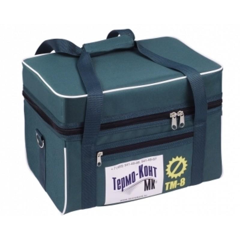 Термоконтейнер ТМ-1 в сумке-чехле с хладоэлементами