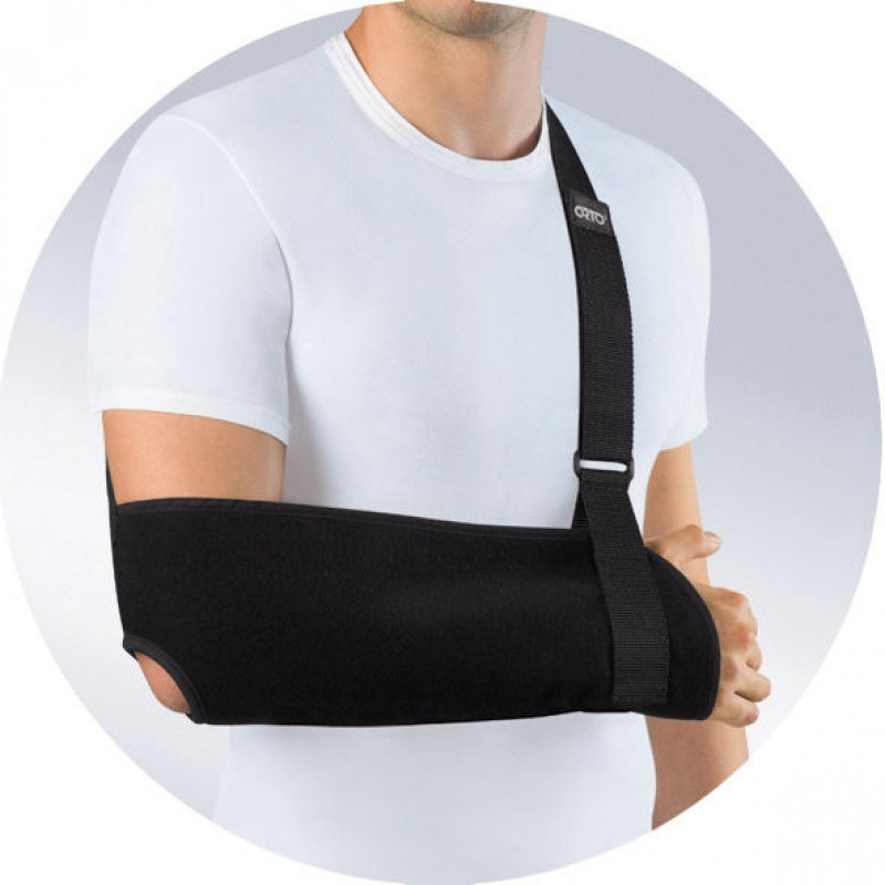 Бандаж для плечевого сустава как сделать