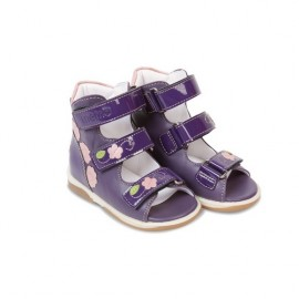 Детская ортопедическая обувь, модель VIKI, фиолетовый