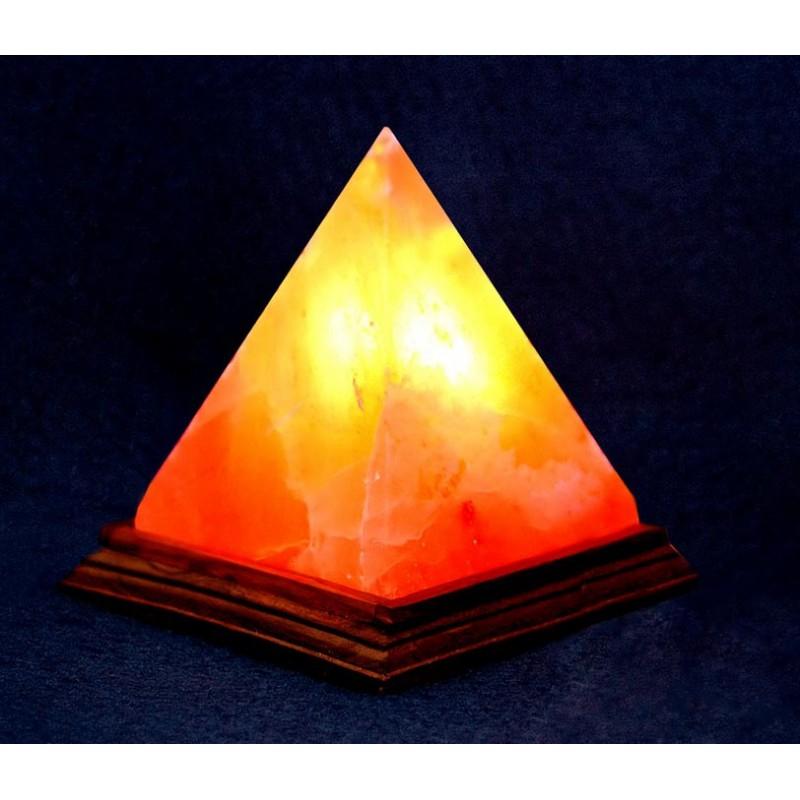 """Соляная лампа """"Пирамида Энергетическая"""""""