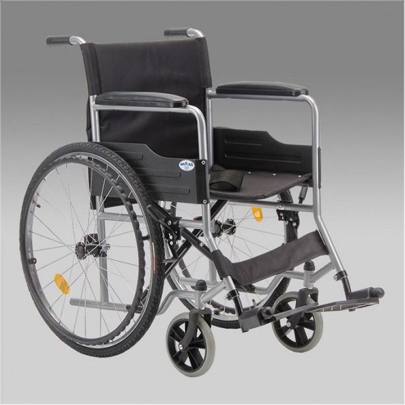 Кресло-коляска H 007 (18 дюймов)