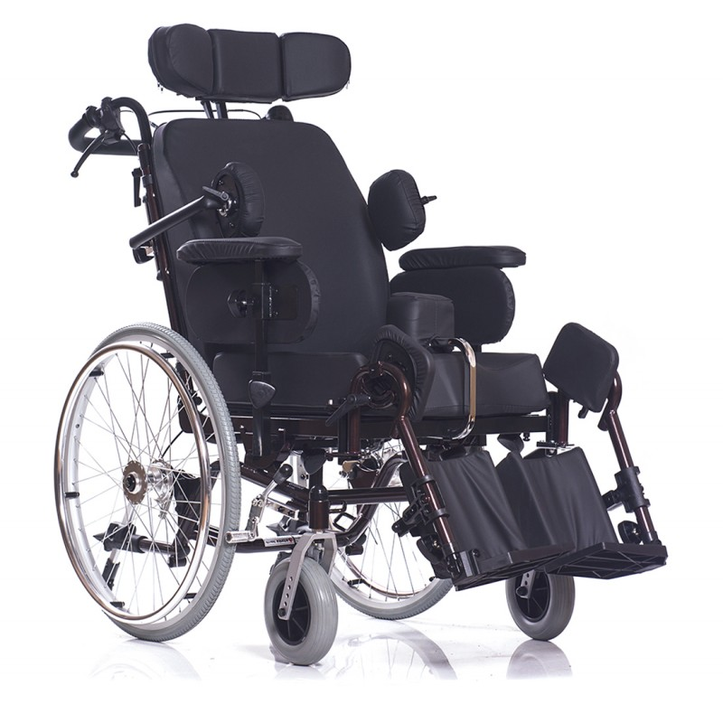 Кресло-коляска для больных ДЦП, модель ORTONICA DELUX 570