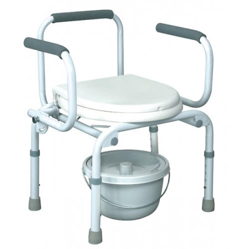 Кресло-стул с санитарным оснащением, модель FS813