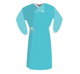 Халат хирургический стерильный, р-р 52-54